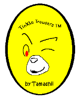 Tinkle Trousers logo - trademark