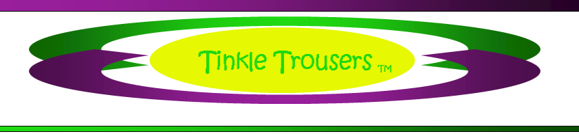 dog diaper logo for Tinkle Trousers